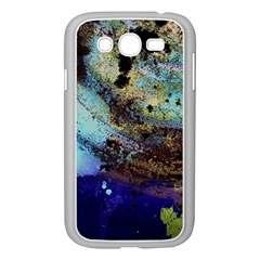 Blue Options 3 Samsung Galaxy Grand Duos I9082 Case (white) by bestdesignintheworld