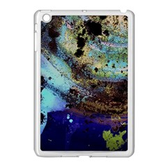 Blue Options 3 Apple Ipad Mini Case (white) by bestdesignintheworld