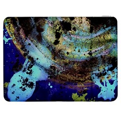 Blue Options 3 Samsung Galaxy Tab 7  P1000 Flip Case by bestdesignintheworld