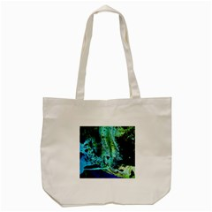 Blue Options 6 Tote Bag (cream) by bestdesignintheworld