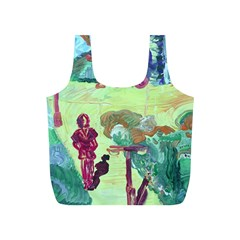 Trail 1 Full Print Recycle Bags (s)  by bestdesignintheworld