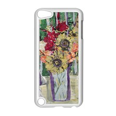 Sunflowers And Lamp Apple Ipod Touch 5 Case (white) by bestdesignintheworld
