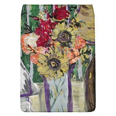 Sunflowers And Lamp Flap Covers (s)  by bestdesignintheworld