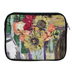 Sunflowers And Lamp Apple Ipad 2/3/4 Zipper Cases by bestdesignintheworld