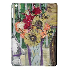 Sunflowers And Lamp Ipad Air Hardshell Cases by bestdesignintheworld