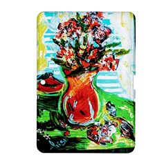 Dry Flowers On Your Windows Samsung Galaxy Tab 2 (10 1 ) P5100 Hardshell Case  by bestdesignintheworld