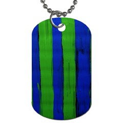 Stripes Dog Tag (two Sides) by bestdesignintheworld
