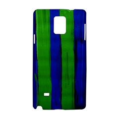 Stripes Samsung Galaxy Note 4 Hardshell Case by bestdesignintheworld