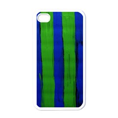 Stripes Apple Iphone 4 Case (white)
