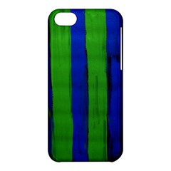 Stripes Apple Iphone 5c Hardshell Case by bestdesignintheworld