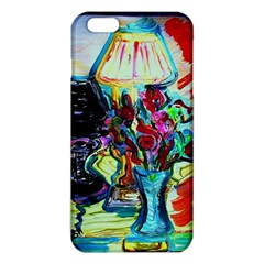 Still Life With Two Lamps Iphone 6 Plus/6s Plus Tpu Case by bestdesignintheworld