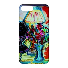 Still Life With Two Lamps Apple Iphone 8 Plus Hardshell Case by bestdesignintheworld