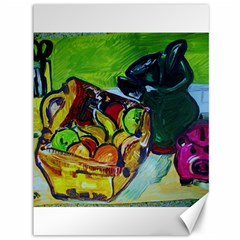 Still Life With A Pigy Bank Canvas 36  X 48   by bestdesignintheworld