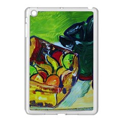 Still Life With A Pigy Bank Apple Ipad Mini Case (white) by bestdesignintheworld