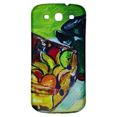 Still Life With A Pigy Bank Samsung Galaxy S3 S Iii Classic Hardshell Back Case by bestdesignintheworld