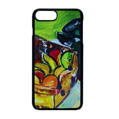 Still Life With A Pigy Bank Apple Iphone 8 Plus Seamless Case (black) by bestdesignintheworld