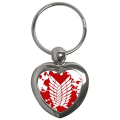 Attack On Titan Key Chains (heart)  by Animestyle