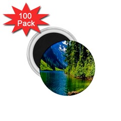 Beautiful Nature Lake 1 75  Magnets (100 Pack)  by Modern2018