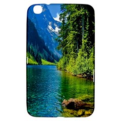 Beautiful Nature Lake Samsung Galaxy Tab 3 (8 ) T3100 Hardshell Case  by Modern2018