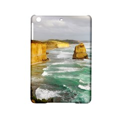Coastal Landscape Ipad Mini 2 Hardshell Cases by Modern2018