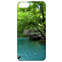 Backgrounds List Of Lake Background Beautiful Waterfalls Nature Apple Iphone 5 Classic Hardshell Case by Modern2018