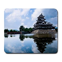 Beautiful Pagoda On Lake Nature Wallpaper Large Mousepads by Modern2018