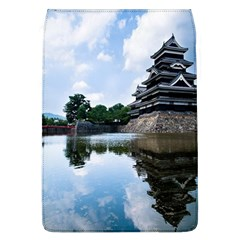 Beautiful Pagoda On Lake Nature Wallpaper Flap Covers (l)  by Modern2018