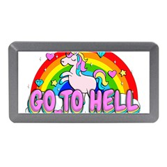 Go To Hell   Unicorn Memory Card Reader (mini)