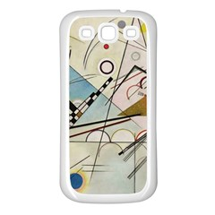 Composition 8   Vasily Kandinsky Samsung Galaxy S3 Back Case (white)