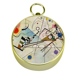 Composition 8   Vasily Kandinsky Gold Compasses