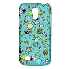 Space Pattern Galaxy S4 Mini by Valentinaart