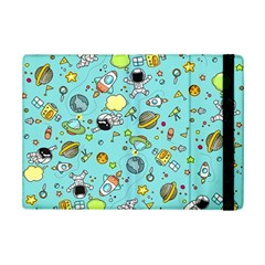 Space Pattern Ipad Mini 2 Flip Cases by Valentinaart