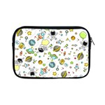 Space Pattern Apple iPad Mini Zipper Cases Front