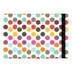 Dotted Pattern Background Apple Ipad Pro 10 5   Flip Case by Modern2018