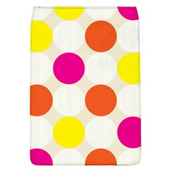 Polka Dots Background Colorful Flap Covers (l)  by Modern2018