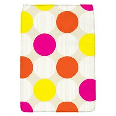 Polka Dots Background Colorful Flap Covers (s)  by Modern2018