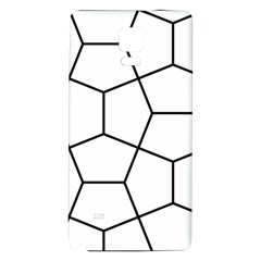 Cairo Tessellation Simple Galaxy Note 4 Back Case by goodart