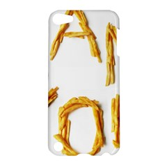Thank You French Fries Apple Ipod Touch 5 Hardshell Case by goodart