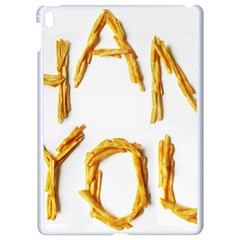 Thank You French Fries Apple Ipad Pro 9 7   White Seamless Case by goodart