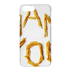 Thank You French Fries Apple Iphone 8 Plus Hardshell Case