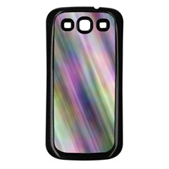 Gradient With Resynthetize Texture Samsung Galaxy S3 Back Case (black) by goodart