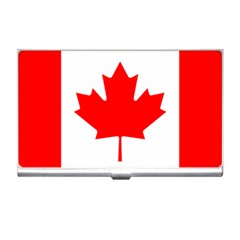 Flag Of Canada Business Card Holders by goodart