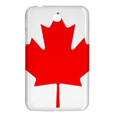 Flag Of Canada Samsung Galaxy Tab 3 (7 ) P3200 Hardshell Case  by goodart