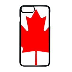 Flag Of Canada Apple Iphone 7 Plus Seamless Case (black) by goodart