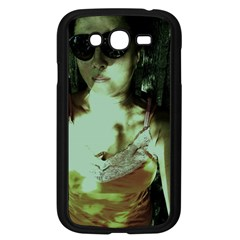 Selfy In A Shades Samsung Galaxy Grand Duos I9082 Case (black) by bestdesignintheworld