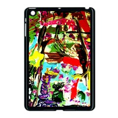 No Warrant For Blossoming Corner Apple Ipad Mini Case (black) by bestdesignintheworld
