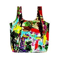 No Warrant For Blossoming Corner Full Print Recycle Bags (m)  by bestdesignintheworld