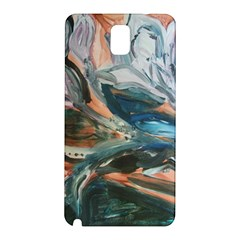 Night Lillies Samsung Galaxy Note 3 N9005 Hardshell Back Case