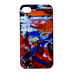 Mixed Feelings Apple Iphone 4/4s Hardshell Case With Stand by bestdesignintheworld