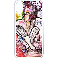 Every Girl Has A Dream Apple Iphone X Seamless Case (white) by bestdesignintheworld